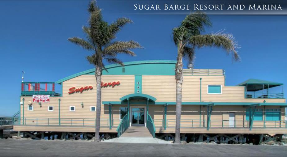 Sugar Barge