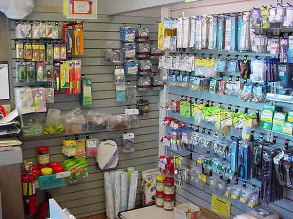 Convenience Store Sugar Barge Resort Marina And Rv Park