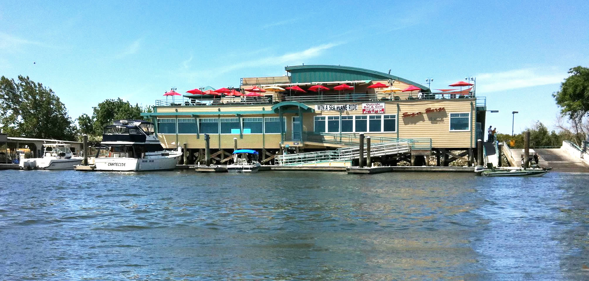 Sugar Barge Resort Marina And Rv Park Rv Camping On The
