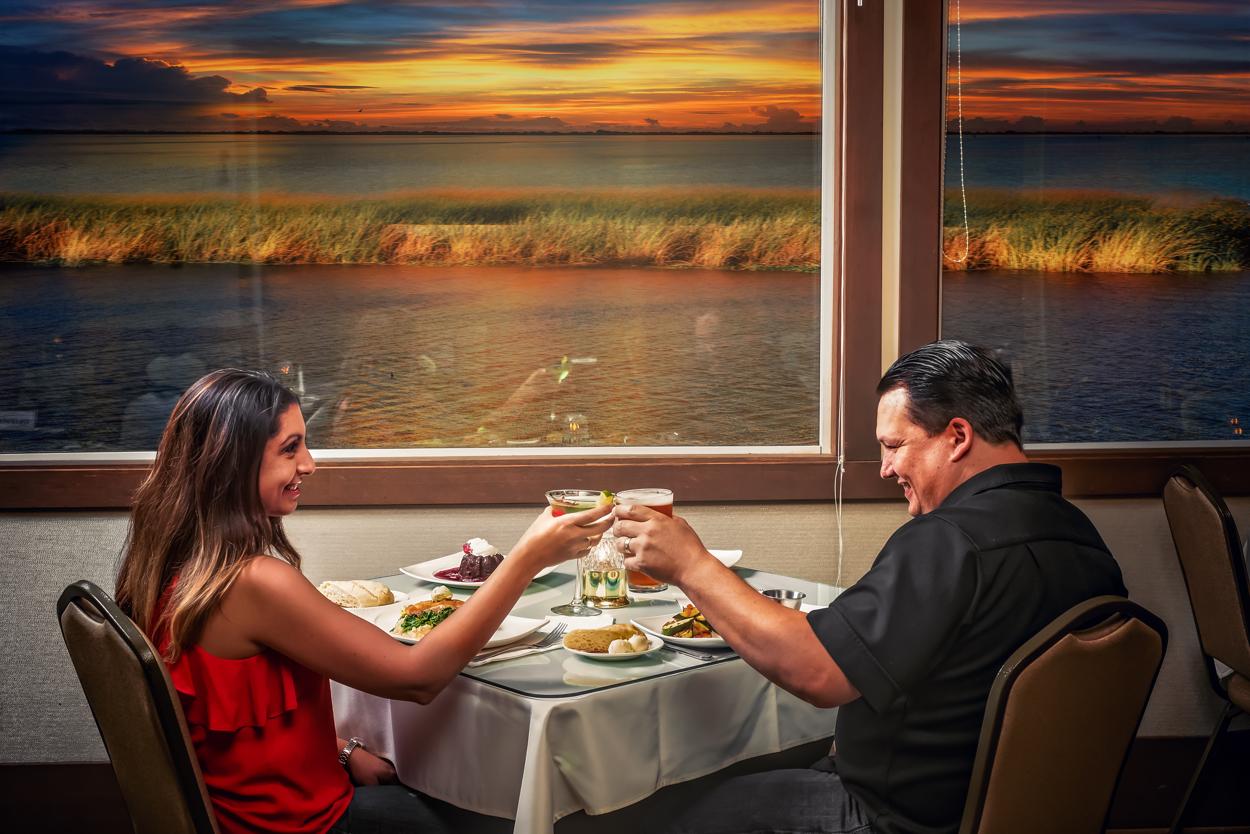 Sugar Barge Waterfront Dining